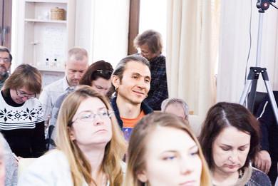 Интересные параллели с Ветхим заветом на семинаре доктора Ведова