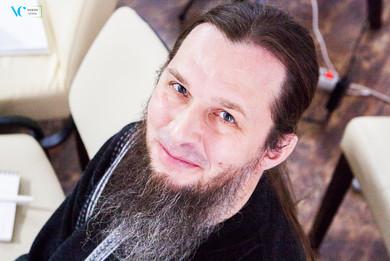 Виктор Стёпин на семинаре Юрия Ведова