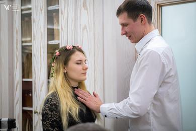 Дмитрий и Дарья тренируются, диагностируя друг друга