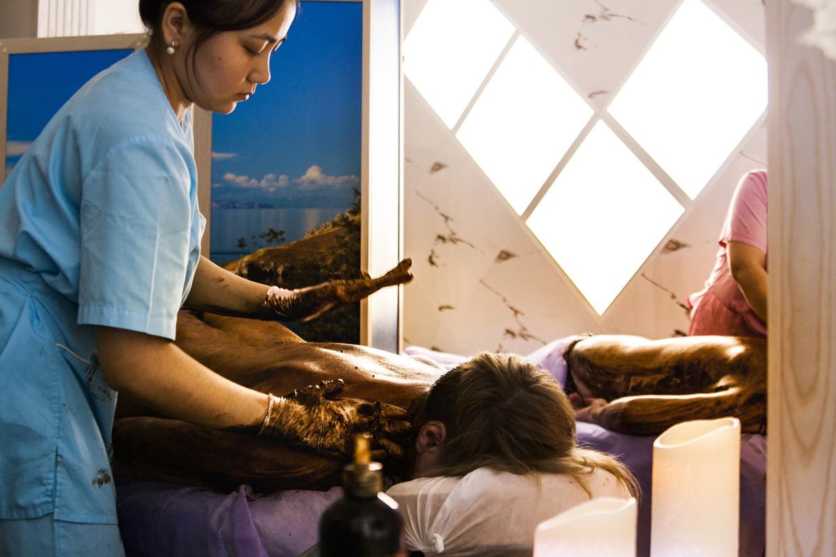 Бальзамотерапия доктора Ведова для двоих