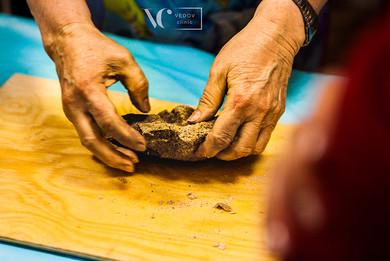 Семинар по живому хлебу в клинике доктора Ведова