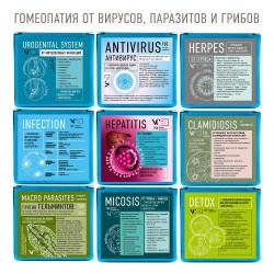 гомеопатия. Очищение организма