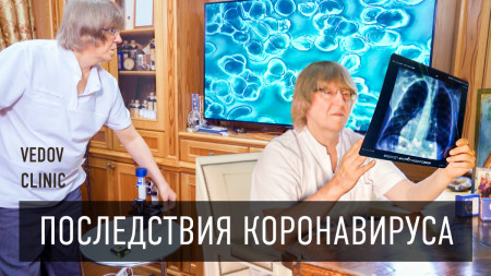 Доктор Ведов о последствиях коронавируса