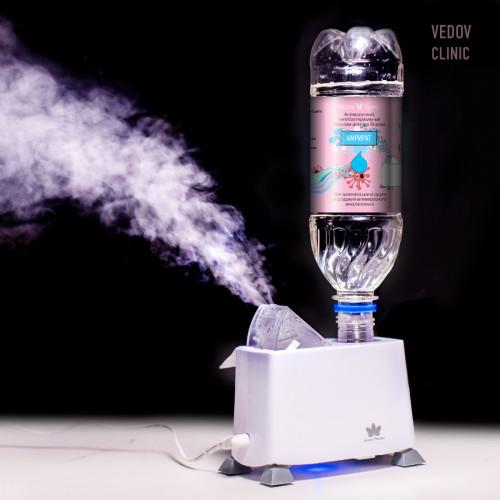 Обеззараживающий дезинфектор воздуха «Амрират» доктора Ведова