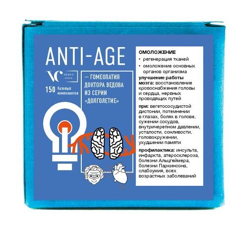 Гомеопатия «Anti Age»