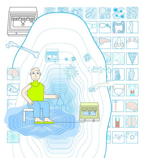 Bioresonance Therapy of doctor Vedov