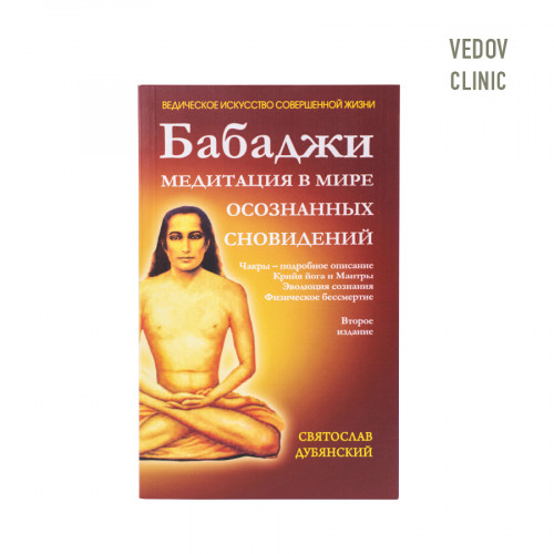Бабаджи – медитация в мире осознанных сновидений. Святослав Дубянский