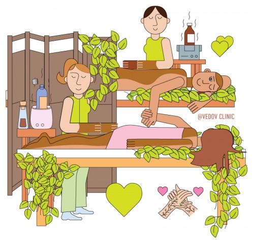 Капилляротерапия для двоих / для пары
