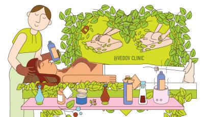Женский массаж: массаж груди и лица. Капилляротерапия