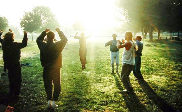 Энергизирующие упражнения