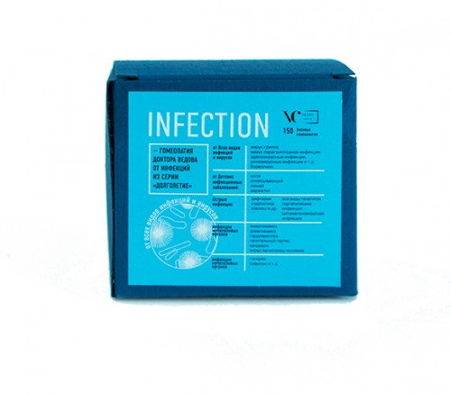 Гомеопатия «Infection»