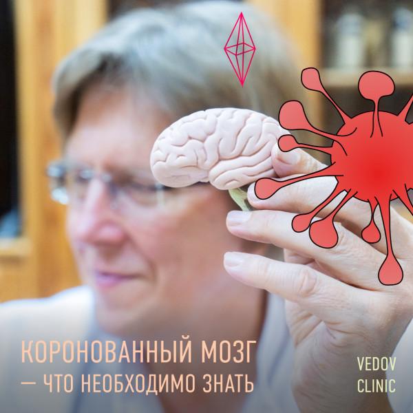 Последствия на мозг после коронавируса