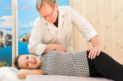 Остеопатия в клинике доктора Ведова