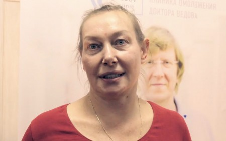 Отзыв врача-дерматолога о методики безоперационной пластики лица доктора Ведова