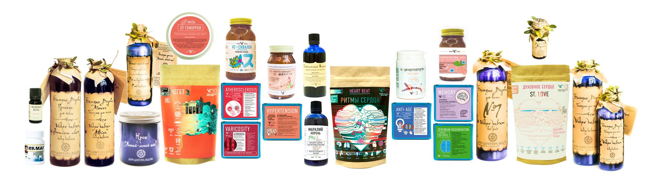Препараты для кровеносной и сердечно-сосудистой системы