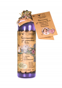 Phyto shampoo for normal hair with Peony root extract