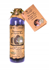 Phyto shampoo for greasy hair with Orthilia secunda