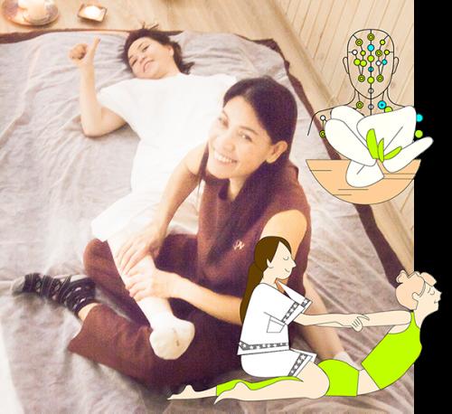 Царский тайский массаж! Целительное расслабление