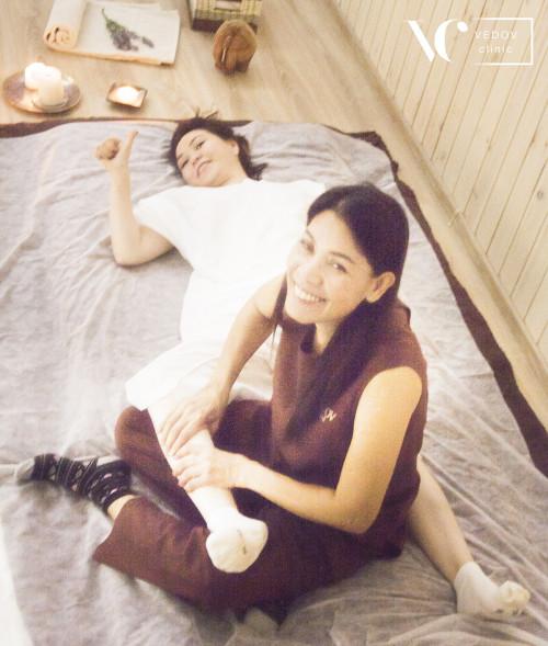 Царский тайский массаж