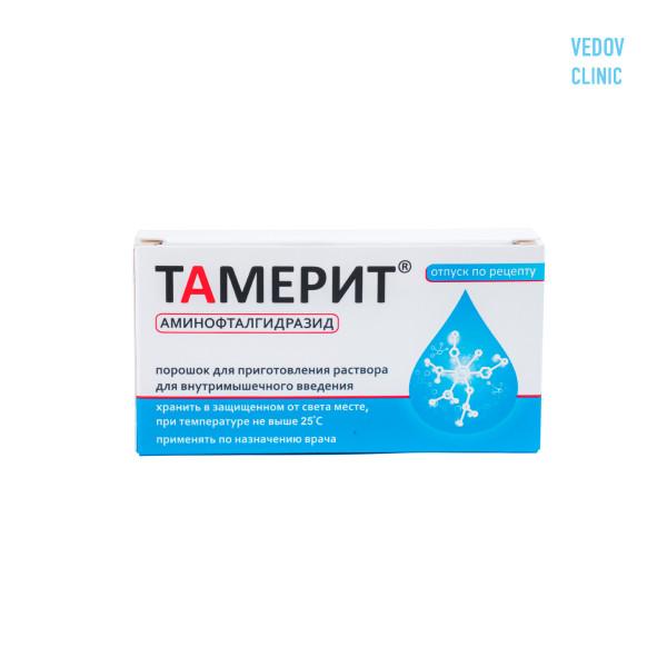 Препарат Тамерит для повышения иммунитета