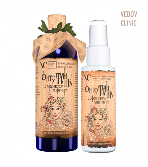LIFTING EFFECT PHYTO TONIC of Vedov