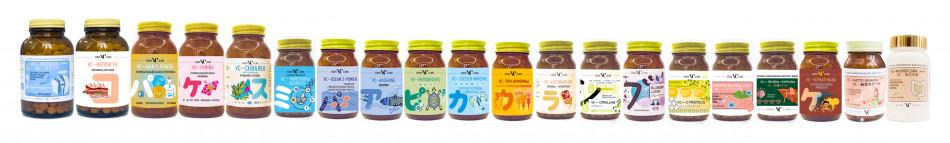 Японская серия препаратов доктора Ведова