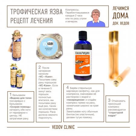 Трофическая язва лечение в домашних условиях